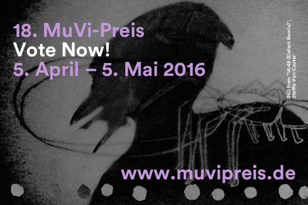 MuVi Preis 2016 (Credit Kurzfilmtage Oberhausen)