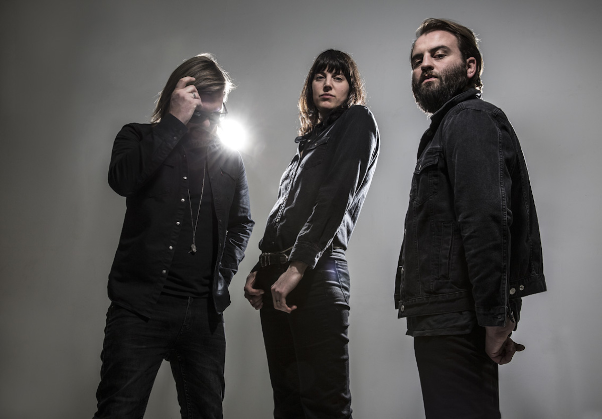Band Of Skulls (Credit BMG)