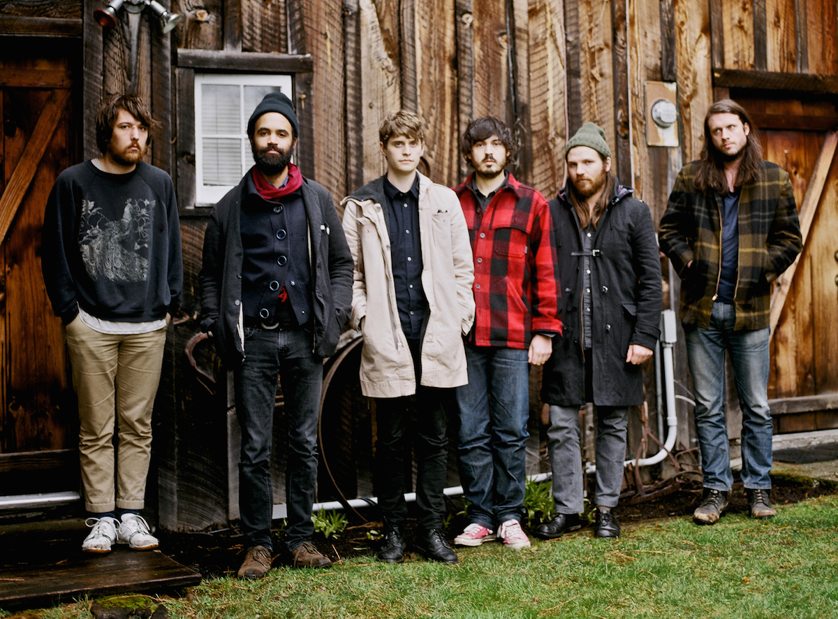 Fleet Foxes (Credit Sean Pecknold)