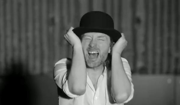 Radiohead (Credit Garth Jennings)