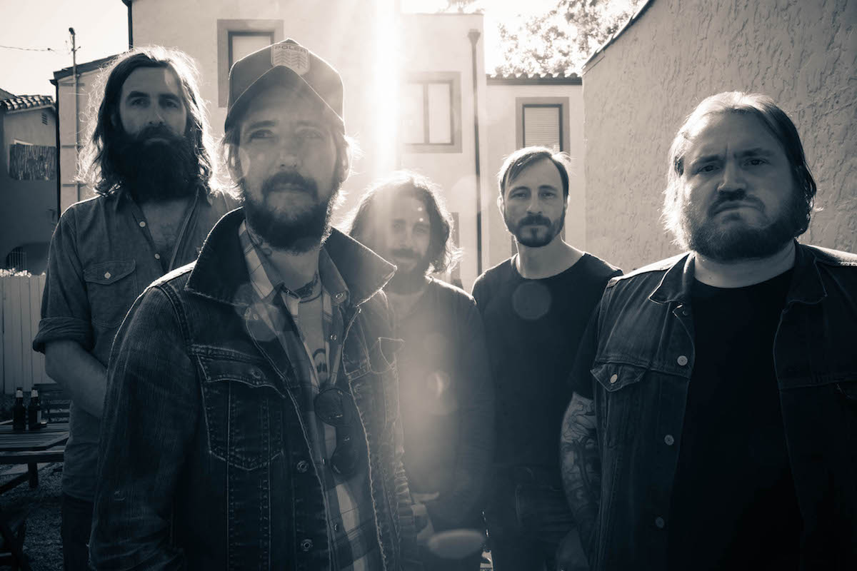 Band Of Horses (Credit Andrew Stuart)