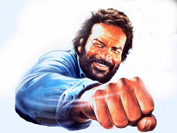 Bud Spencer (Credit Renato Casaro)