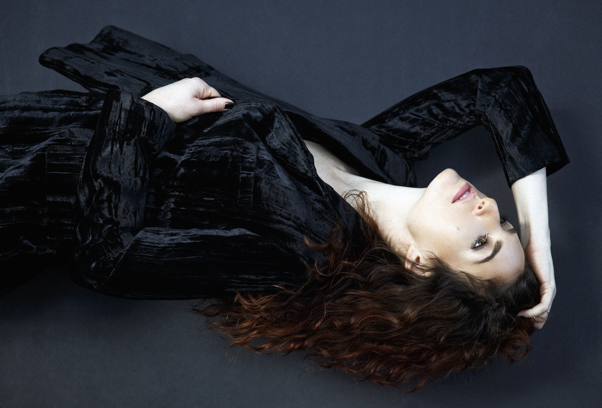 Hannah Georgas (Credit Vanessa Heins)