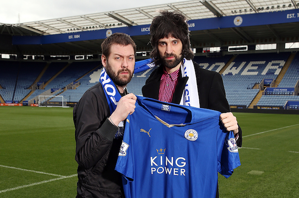 Kasabian (Credit Getty)