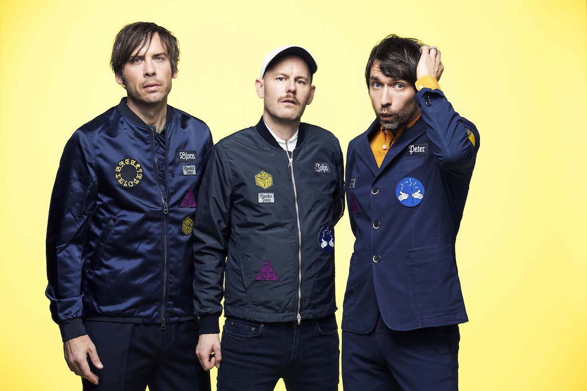 Peter Bjorn And John (Credit Marcus Palmqvist)
