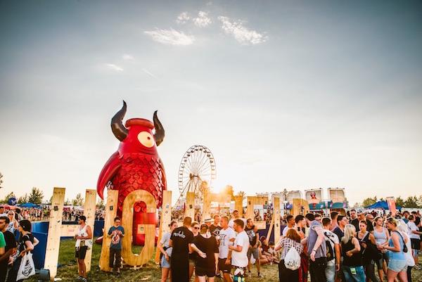 Highfield Festival (Credit Robin Schmiedebach)
