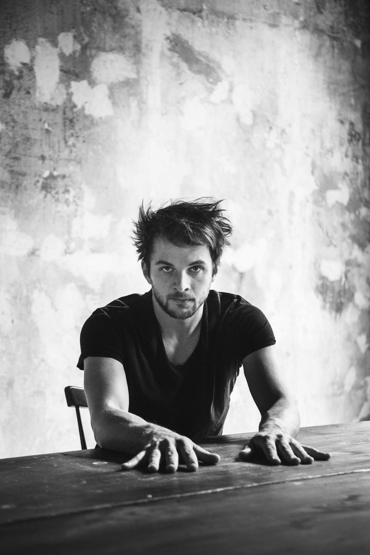 Nils Frahm (Credit Claudia Goedke)