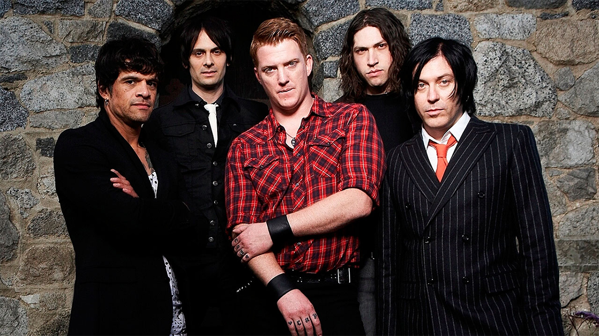 Queens Of The Stone Age (Credit QOTSA)
