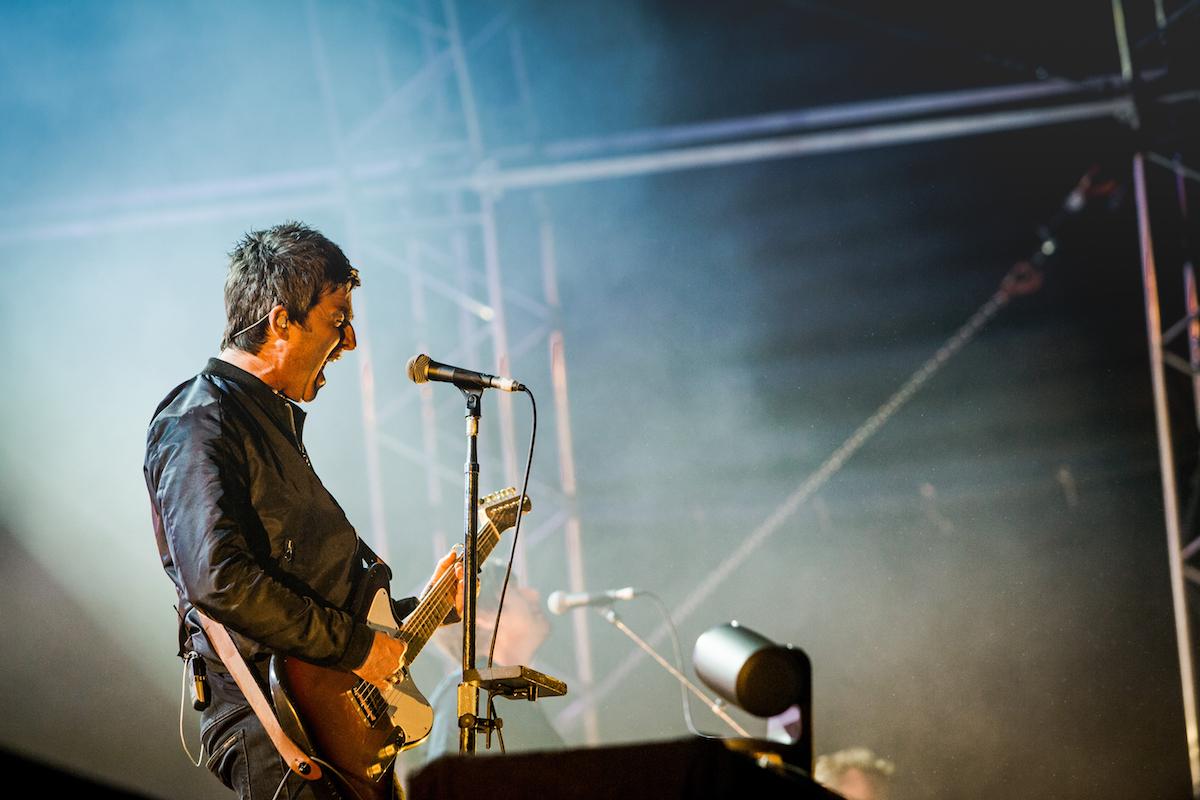 Noel Gallagher (Credit Christoph Eisenmenger)