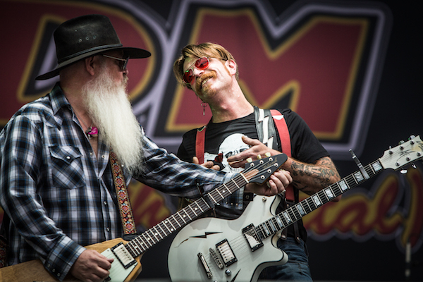 Eagles Of Death Metal (Credit Frank Embacher Photographie)