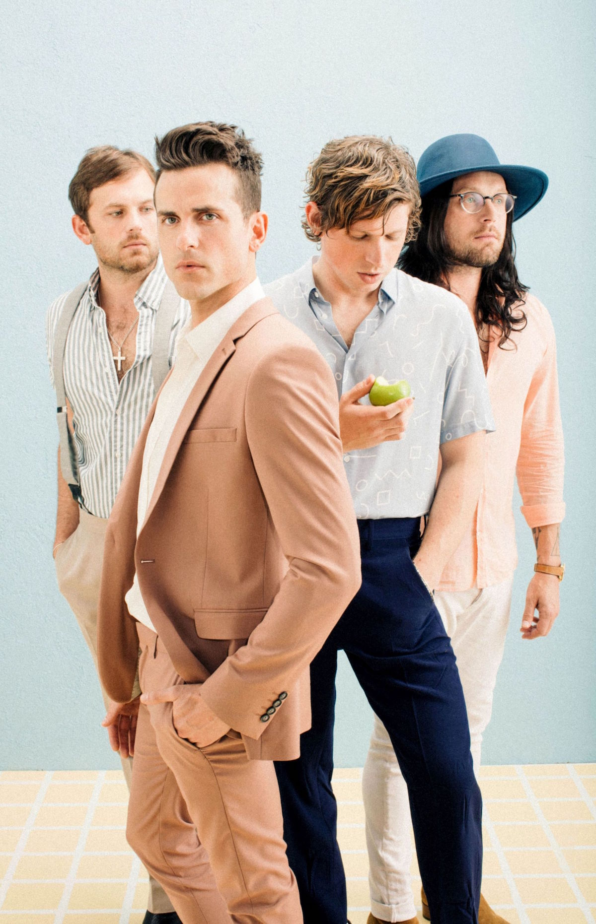Kings Of Leon (Credit RCA)