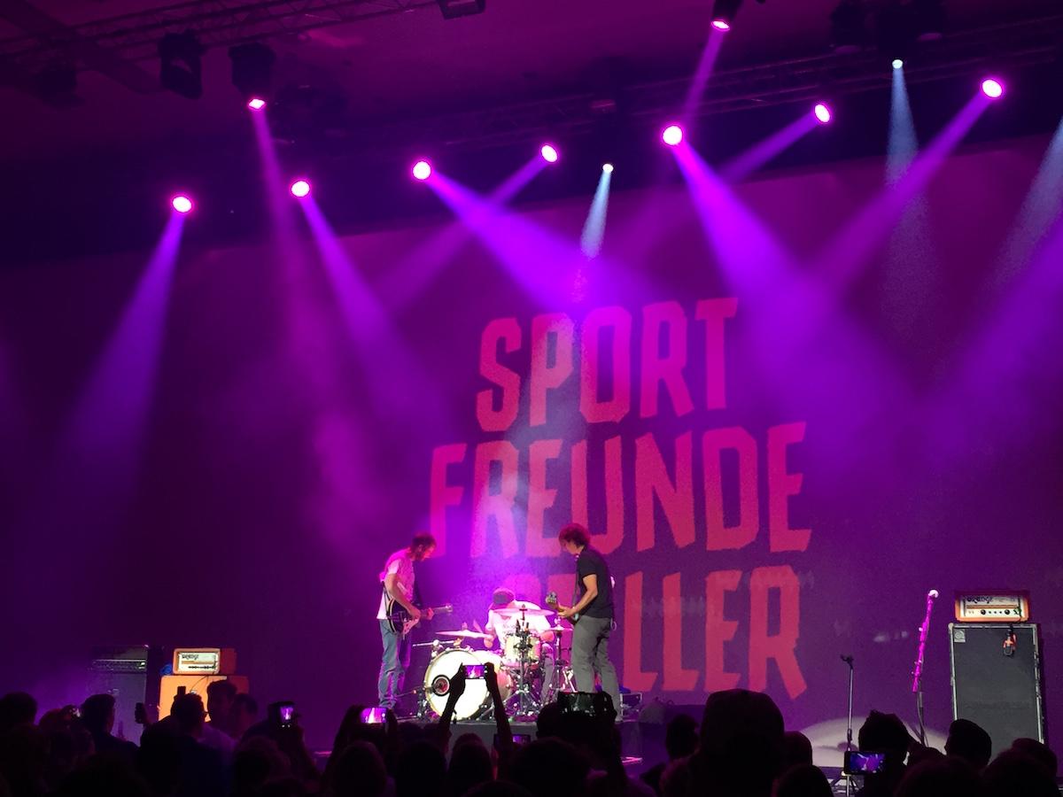 Sportfreunde Stiller (Credit MusikBlog)