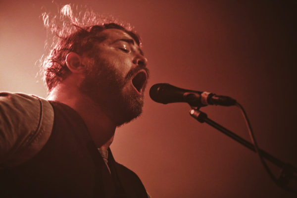 Augustines (Credit Michael Mederacke/MusikBlog)