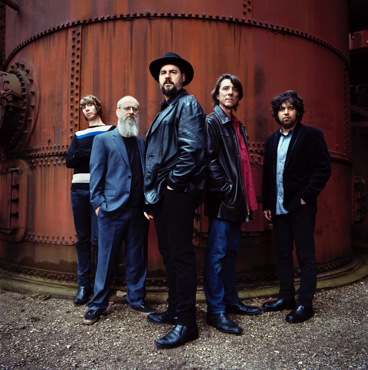 Drive-By Truckers (Credit Danny Clinch)