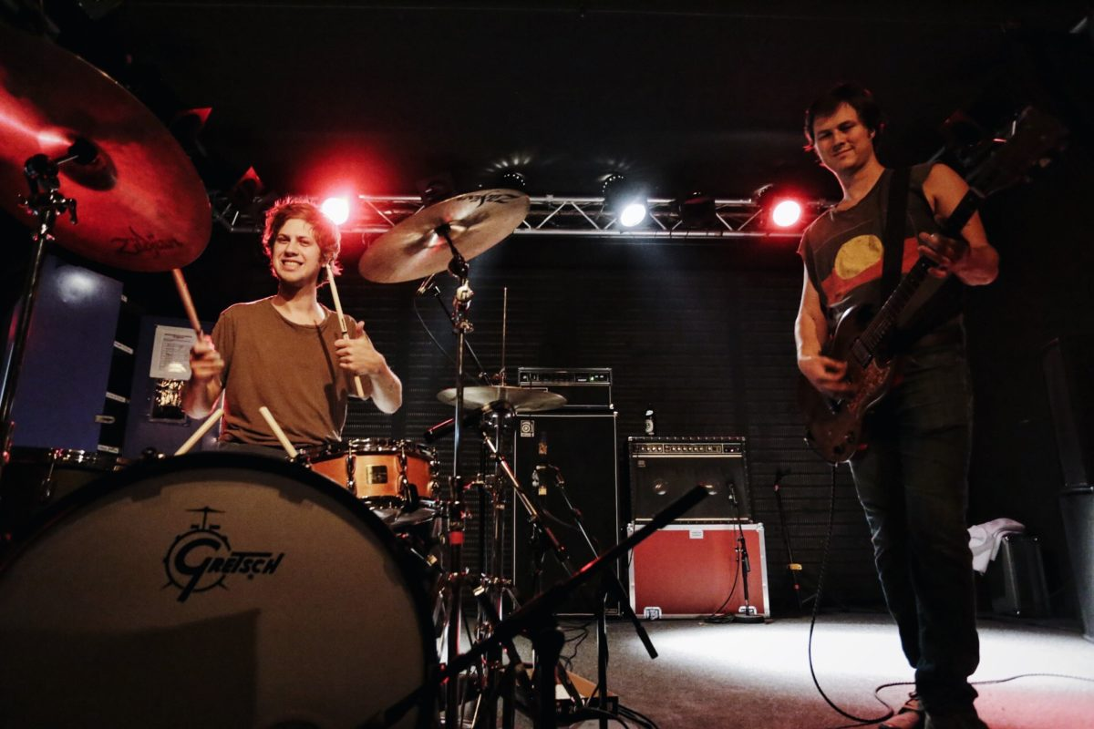 JEFF The Brotherhood (Credit Michael Mederacke / Musikblog)