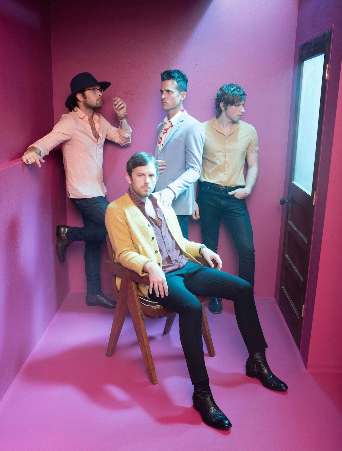 Kings Of Leon (Credit Jimmy Marble)