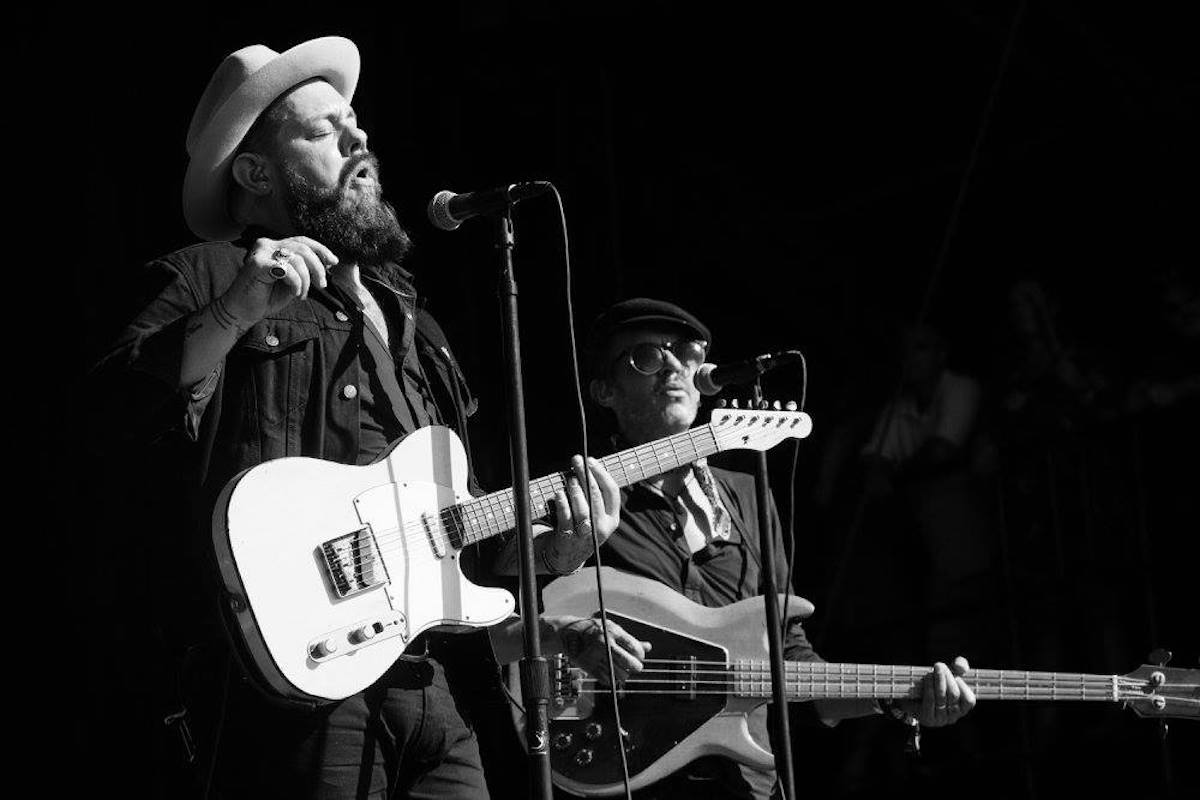Nathaniel Rateliff (Credit Cambria Harkey)