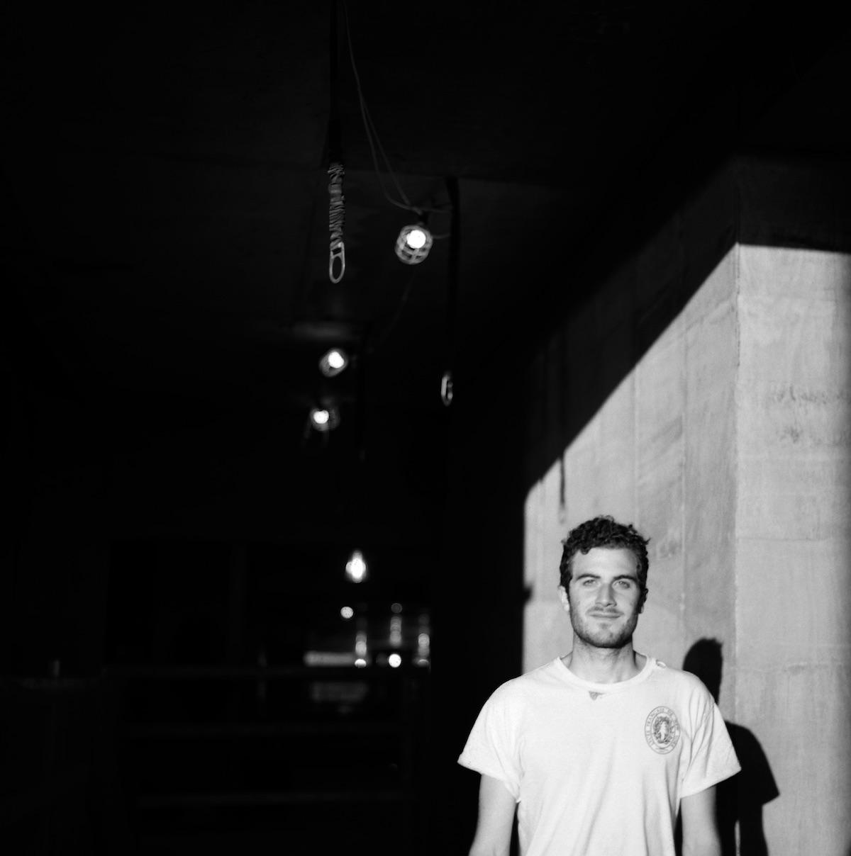 Nicolas Jaar (Credit Callie Barlow)