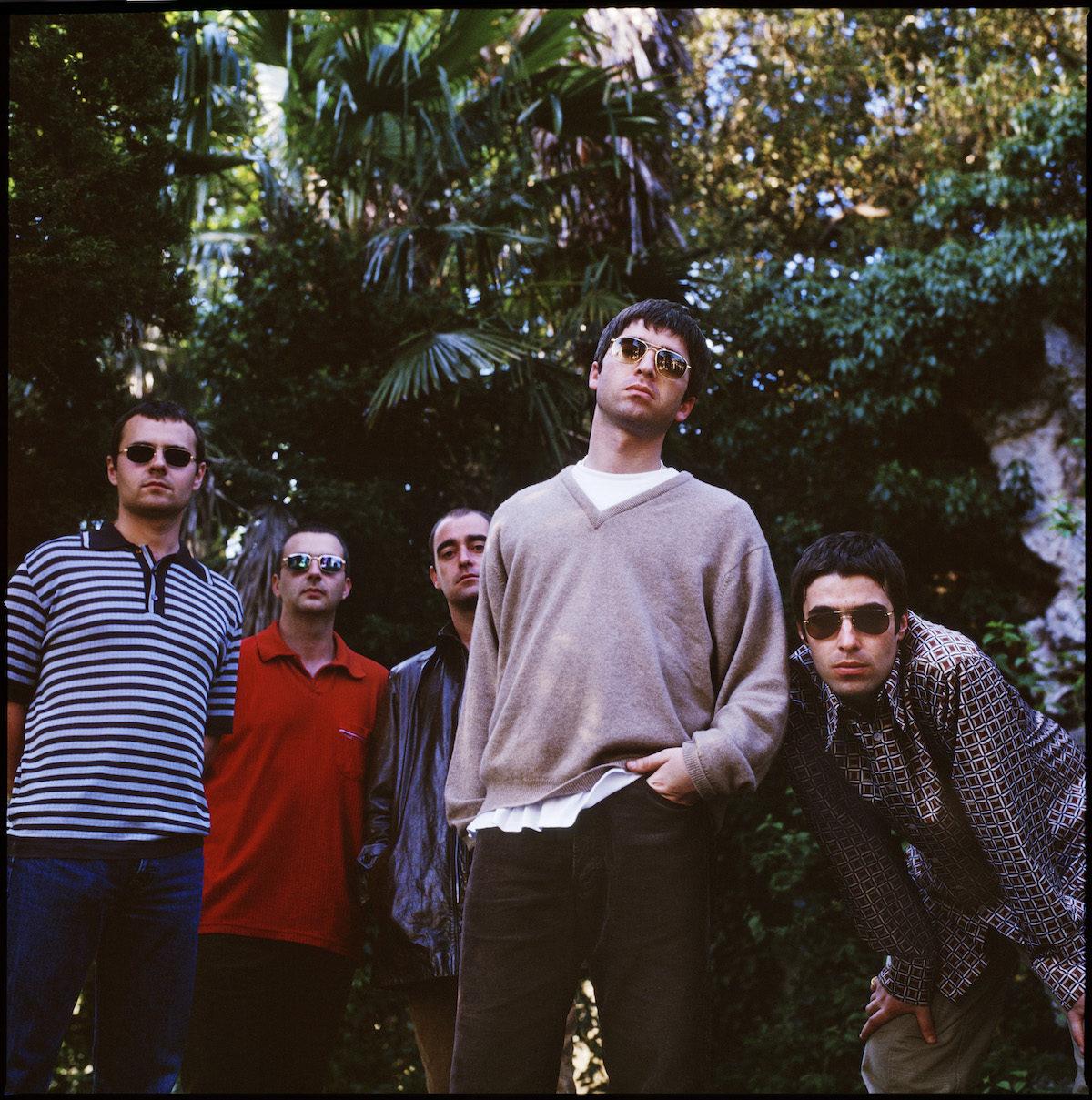 Oasis (Credit Jill Furmanovsky)