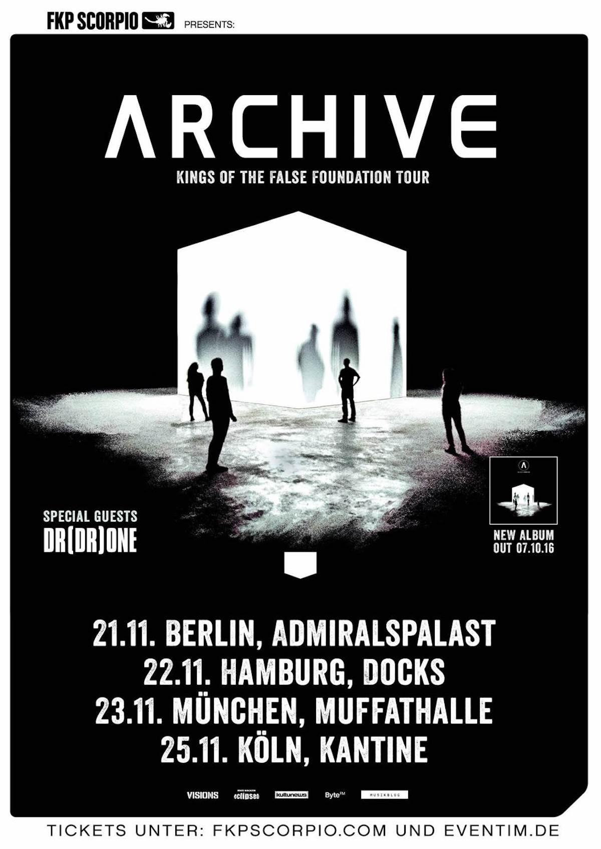 Archive (Tourposter)