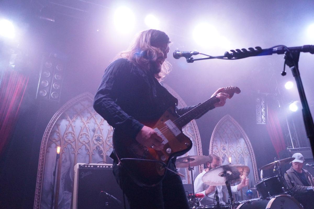 Band Of Skulls (Credit Mauricio Quiñones/MusikBlog)