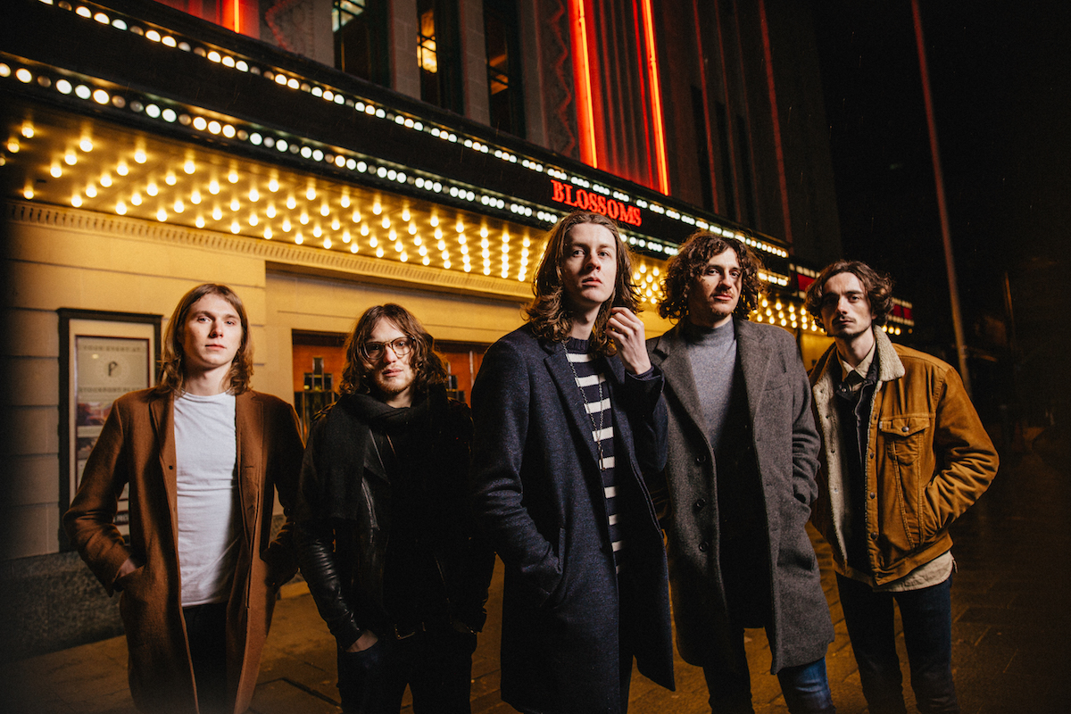Blossoms (Credit Universal Music)