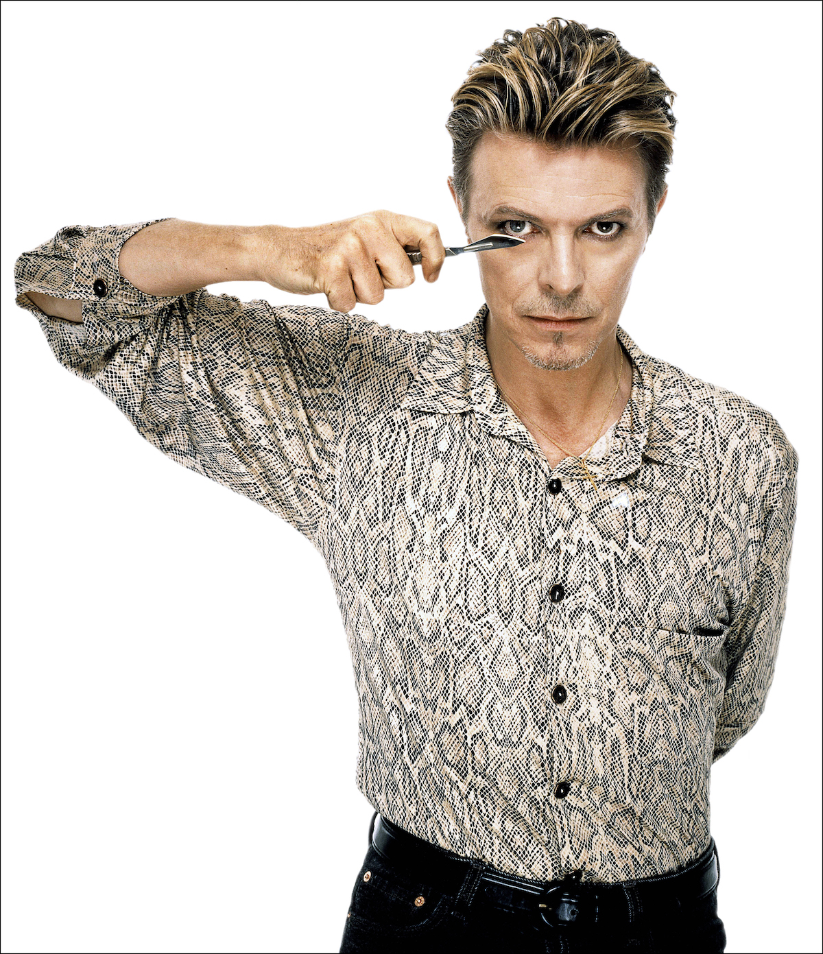 David Bowie (Credit Parlophone)