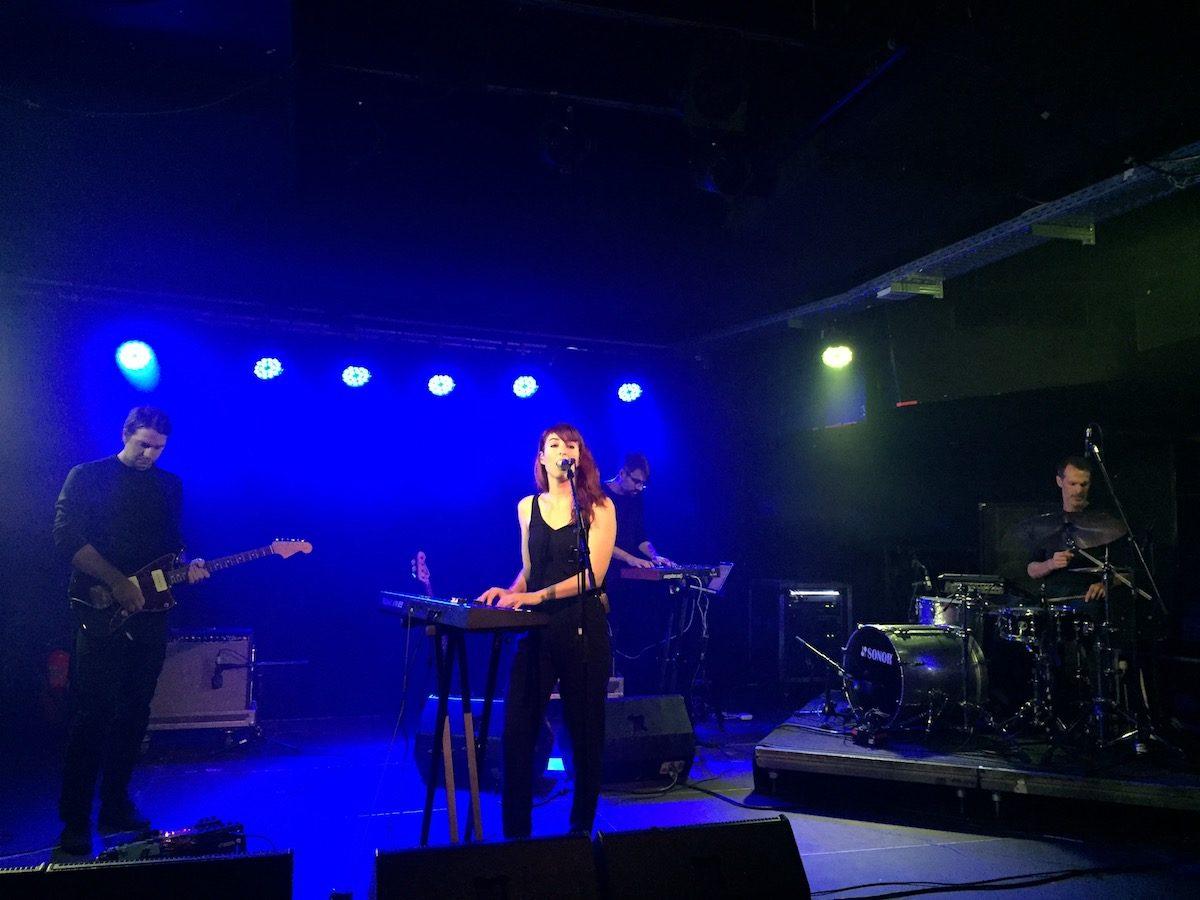 Hannah Georgas (Credit MusikBlog)
