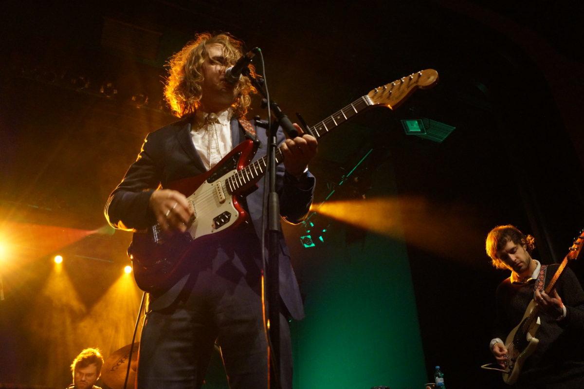 Kevin Morby (Credit Mauricio Quiñones/MusikBlog)