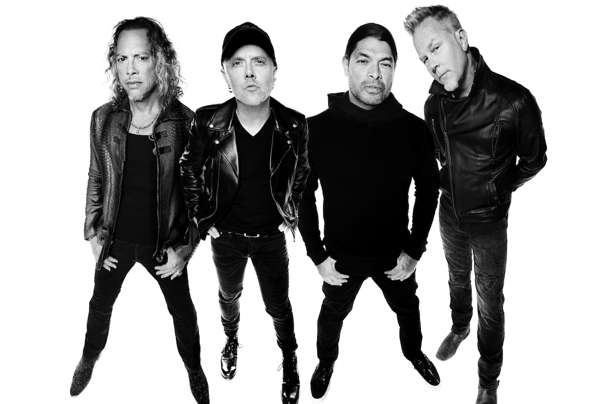 Metallica (Credit Universal Music)