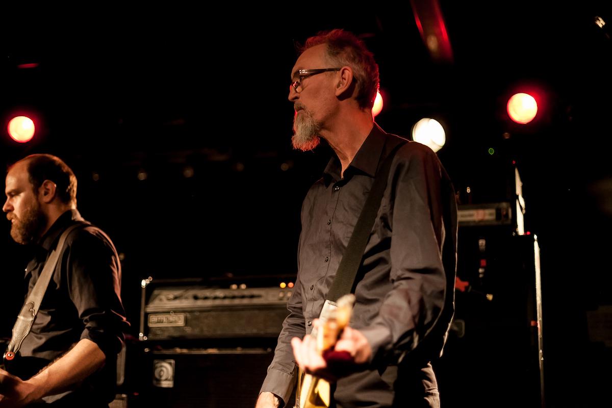 Norman Westberg/Swans (Credit Matthias Rüby/MusikBlog)