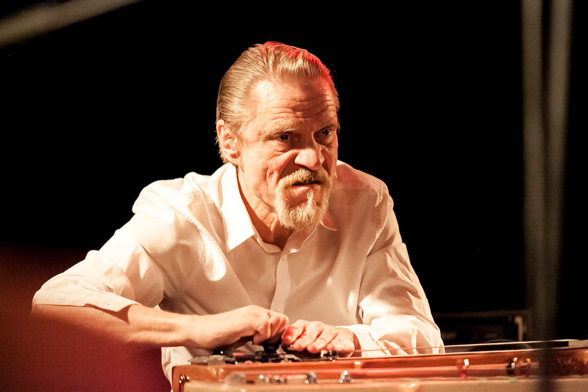 Christoph Hahn/Swans (Credit Matthias Rüby/MusikBlog)