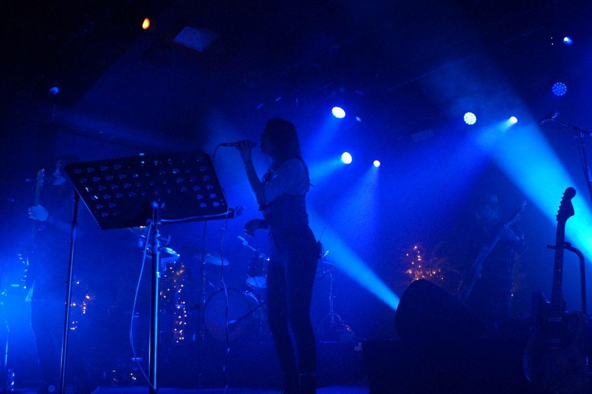 Warpaint (Credit Mauricio Quiñones/MusikBlog)