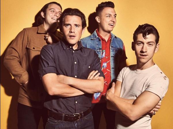 Arctic Monkeys (Credit Zackery Michael)