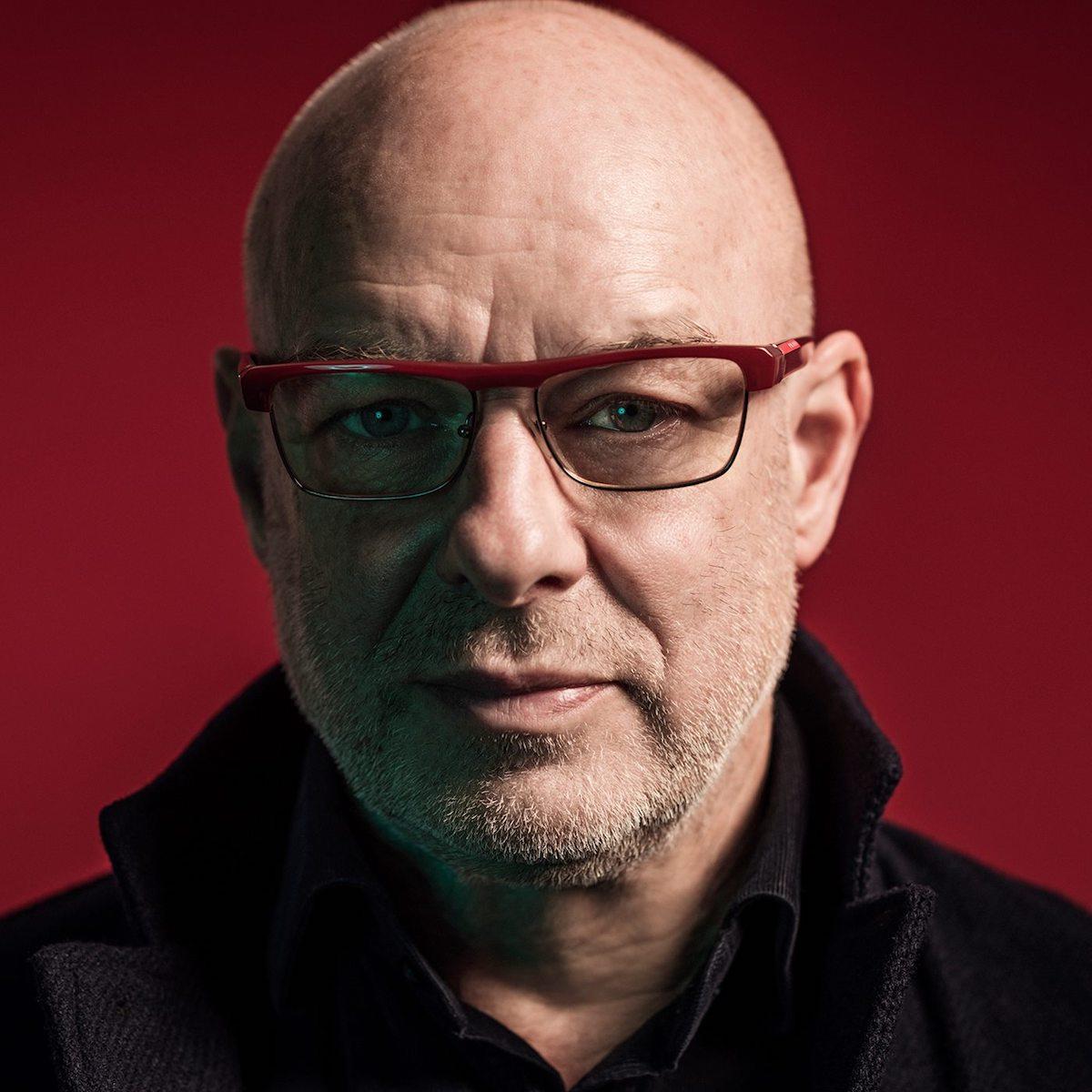 Brian Eno (Credit WARP)