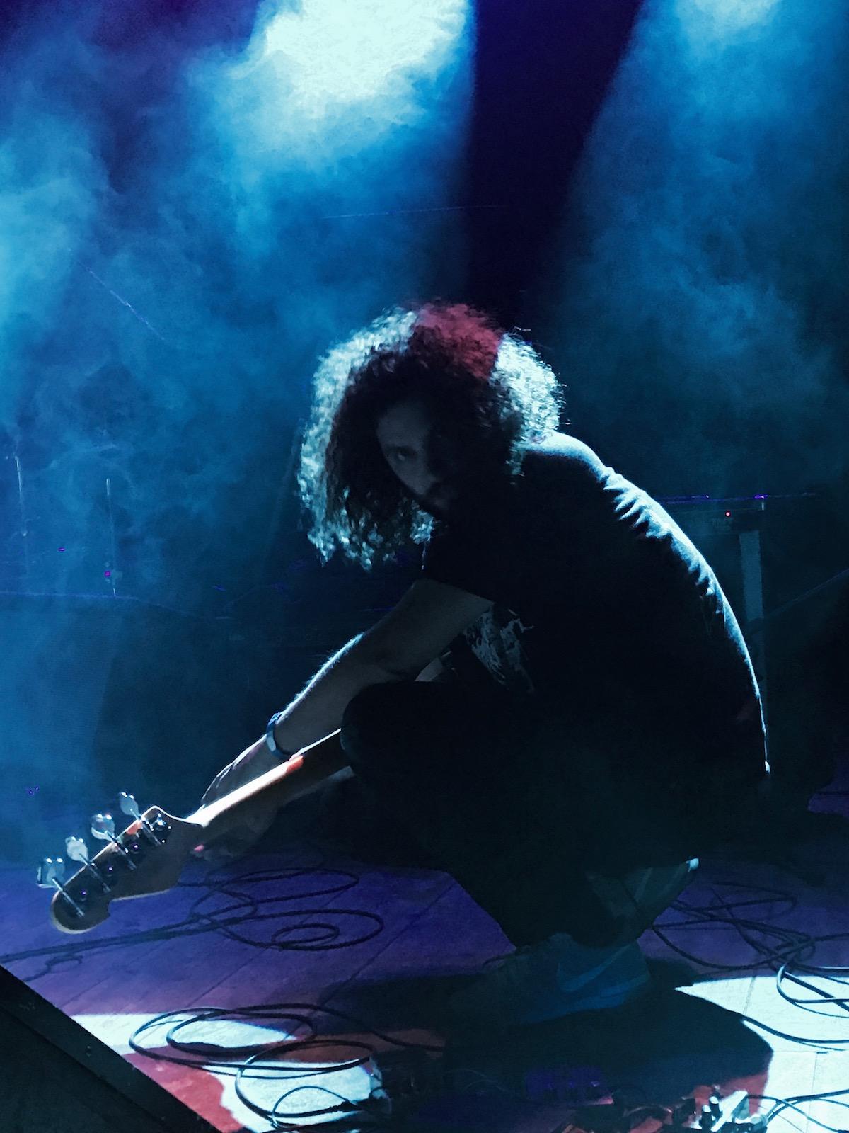 Der Ringer(Credit Birgit Martin/MusikBlog)