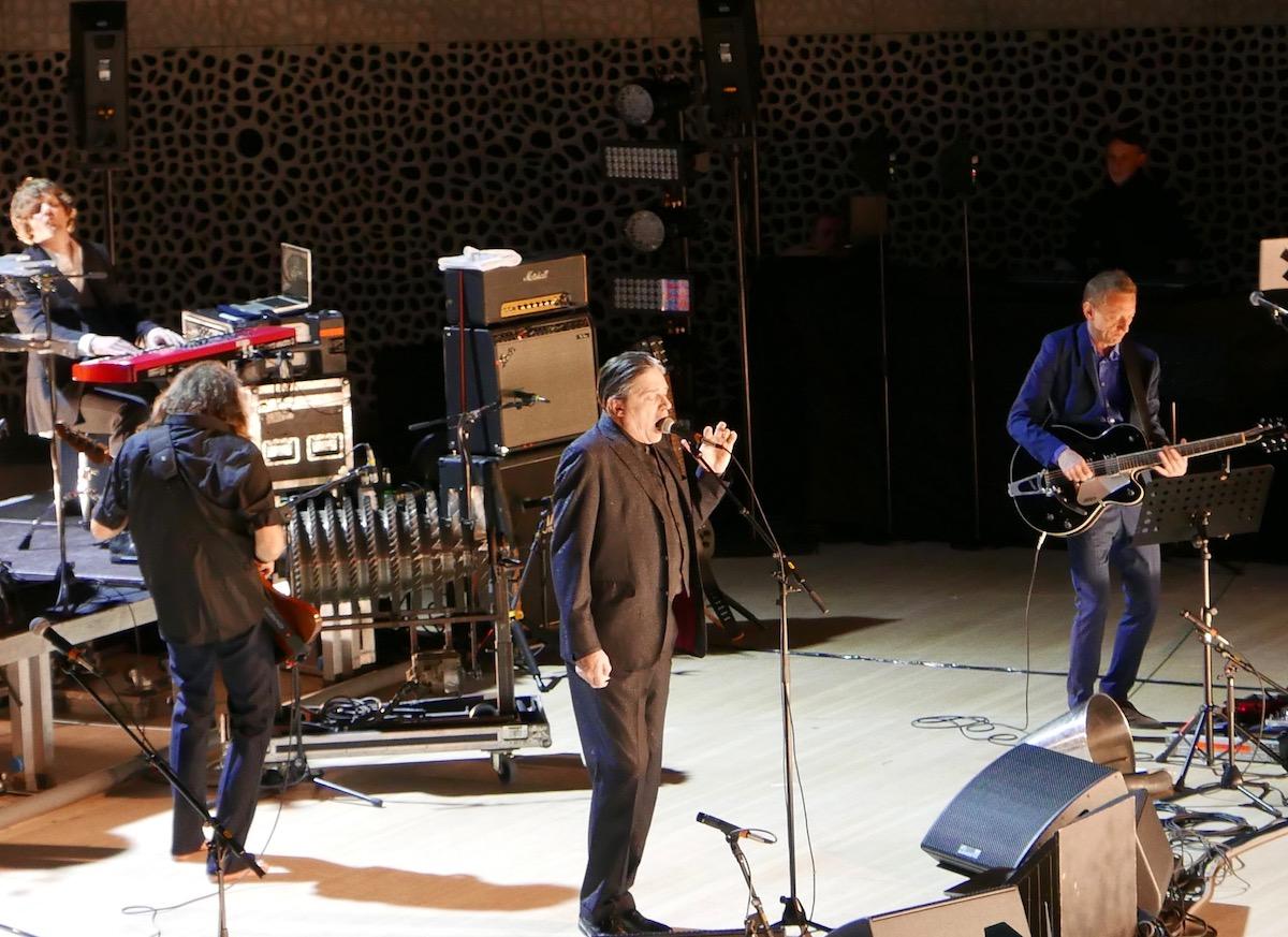 Einstürzende Neubauten (Credit Birgit Martin/MusikBlog)