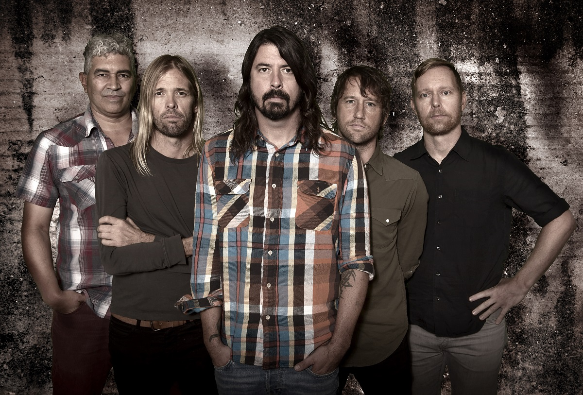 Foo Fighters (Credit RCA Records)