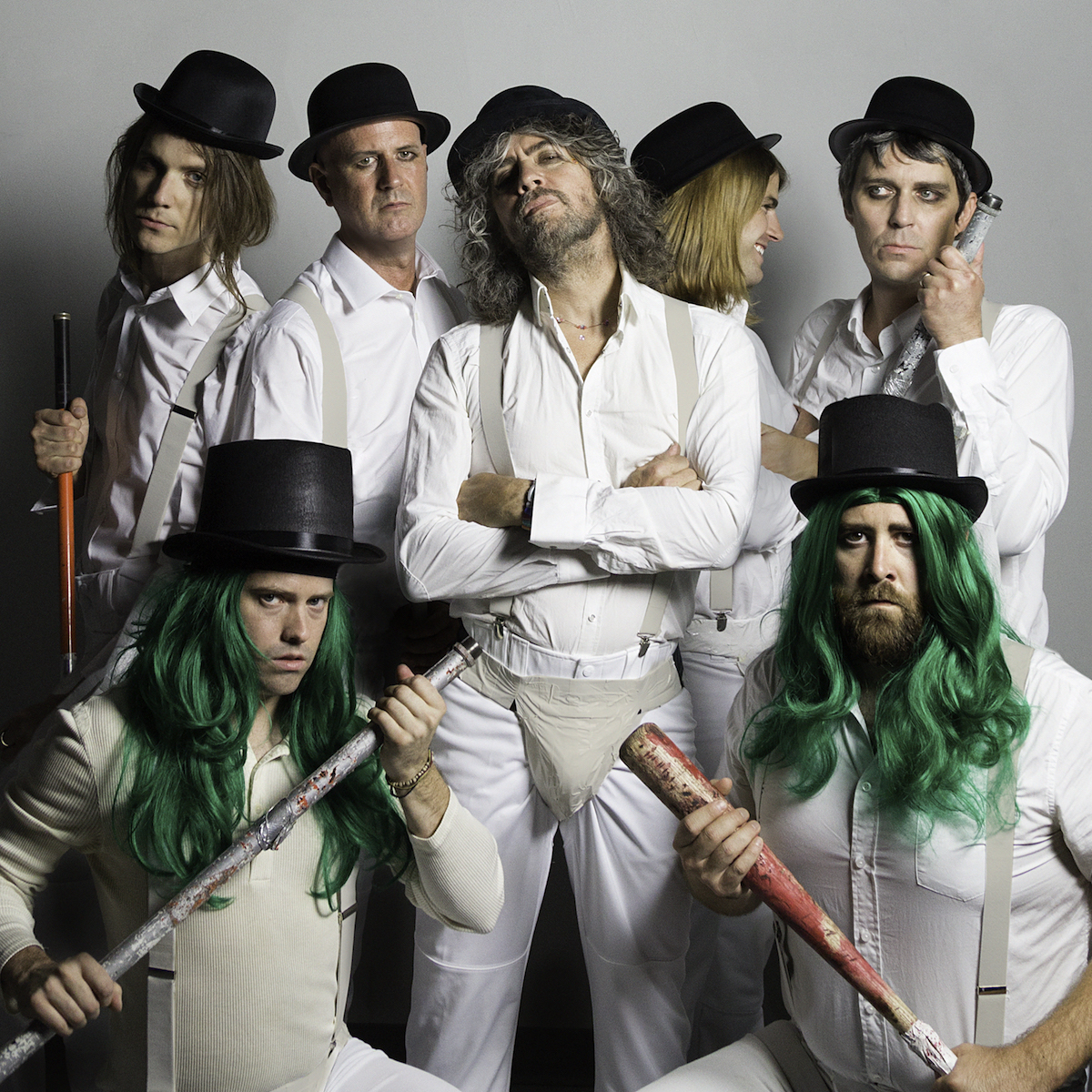 The Flaming Lips (Credit Bella Union)