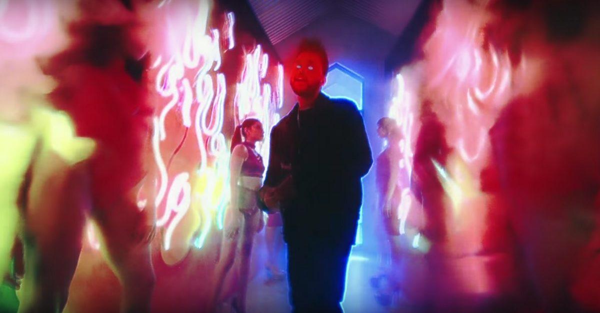 The Weeknd (Credit BRTHR)