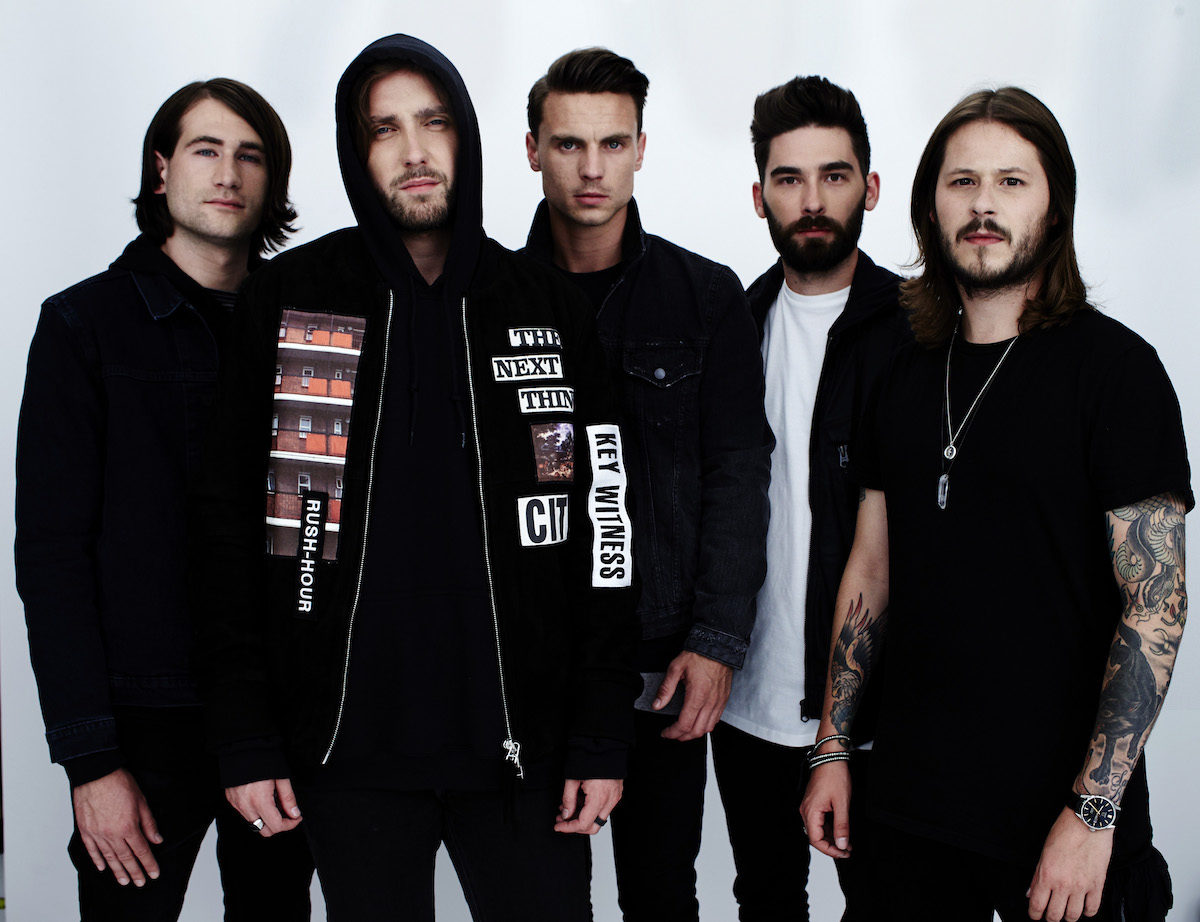 You Me At Six (Credit Infectious Music)