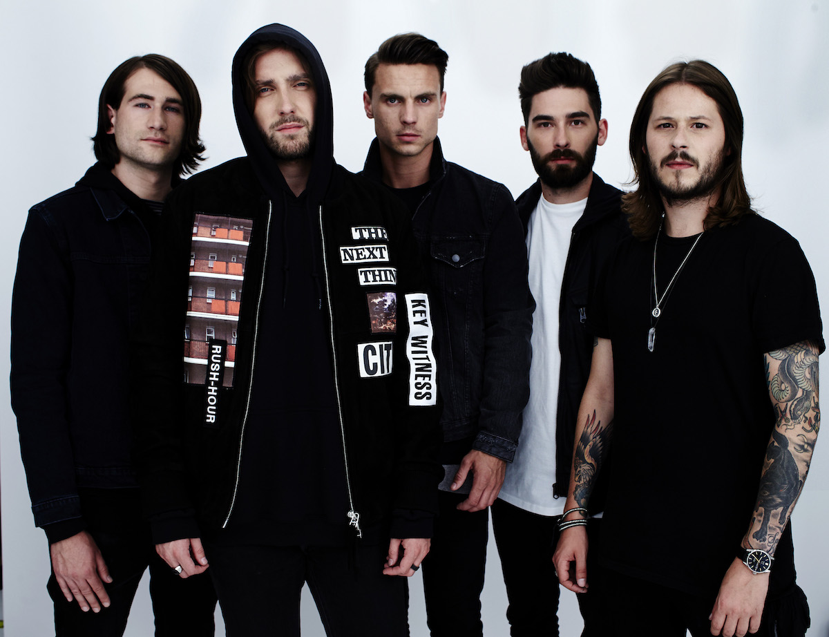 You Me At Six (Credit Infectious)