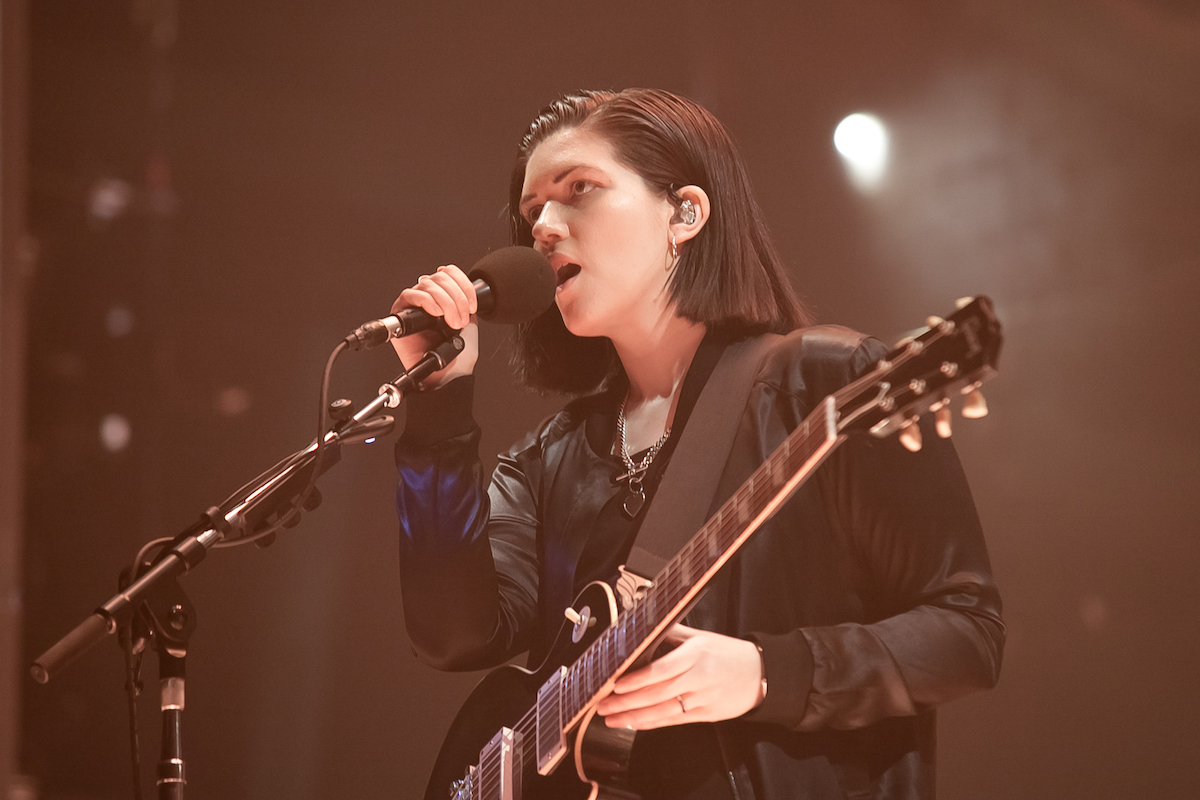 The xx (Credit Matthias Rüby/MusikBlog)