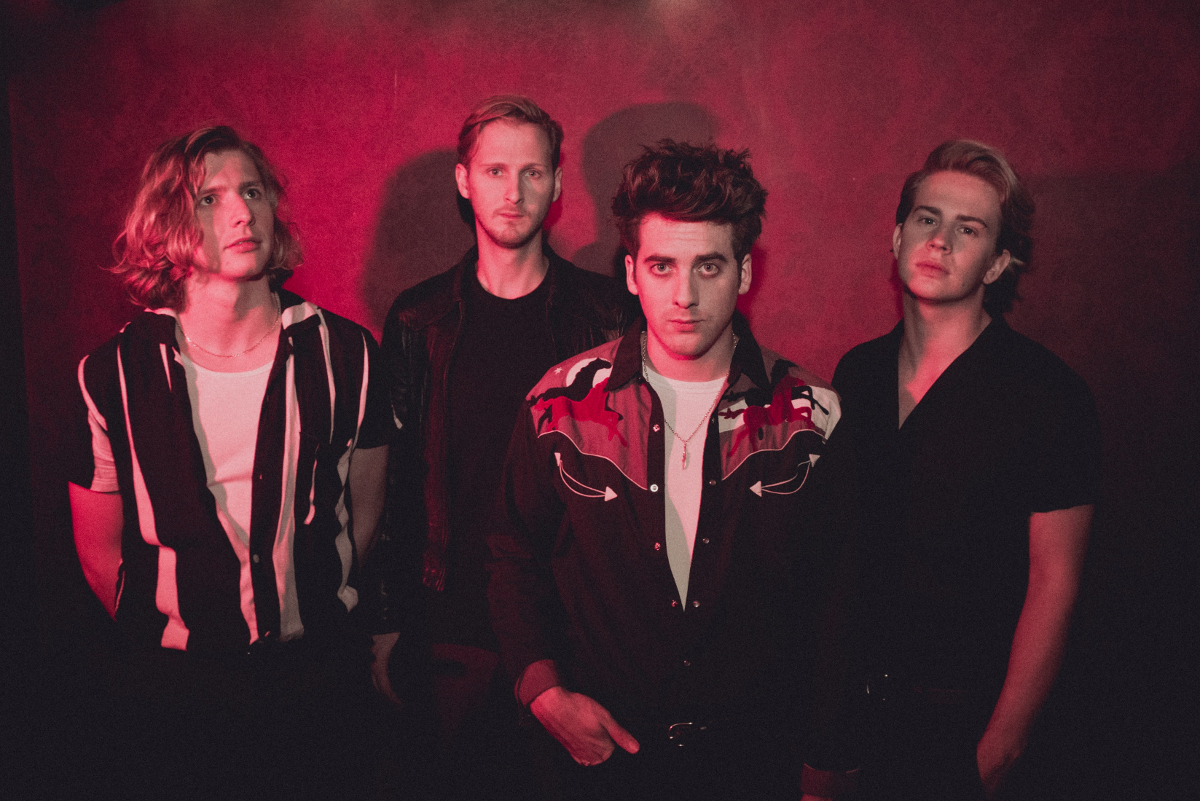 Circa Waves (Credit Universal)