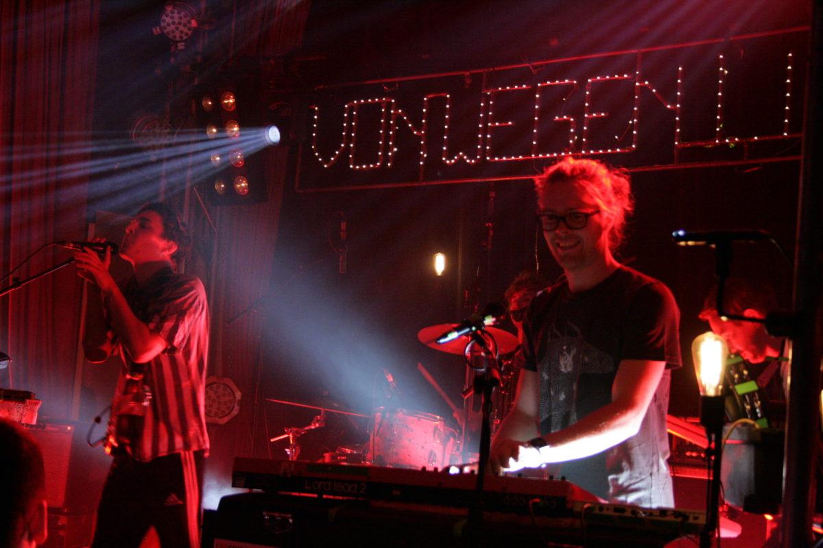 Von Wegen Lisbeth (Credit Alexander Mühlmann/MusikBlog)