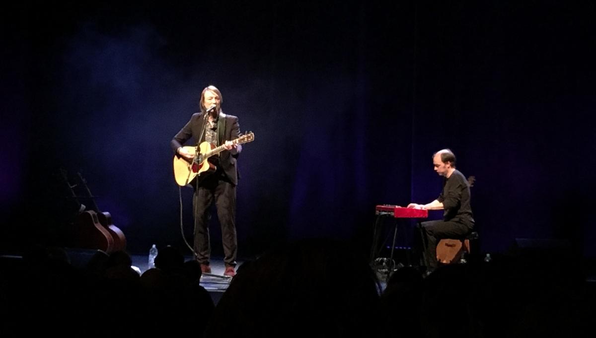 Jochen Distelmeyer (Credit Nina Wuellner/MusikBlog)