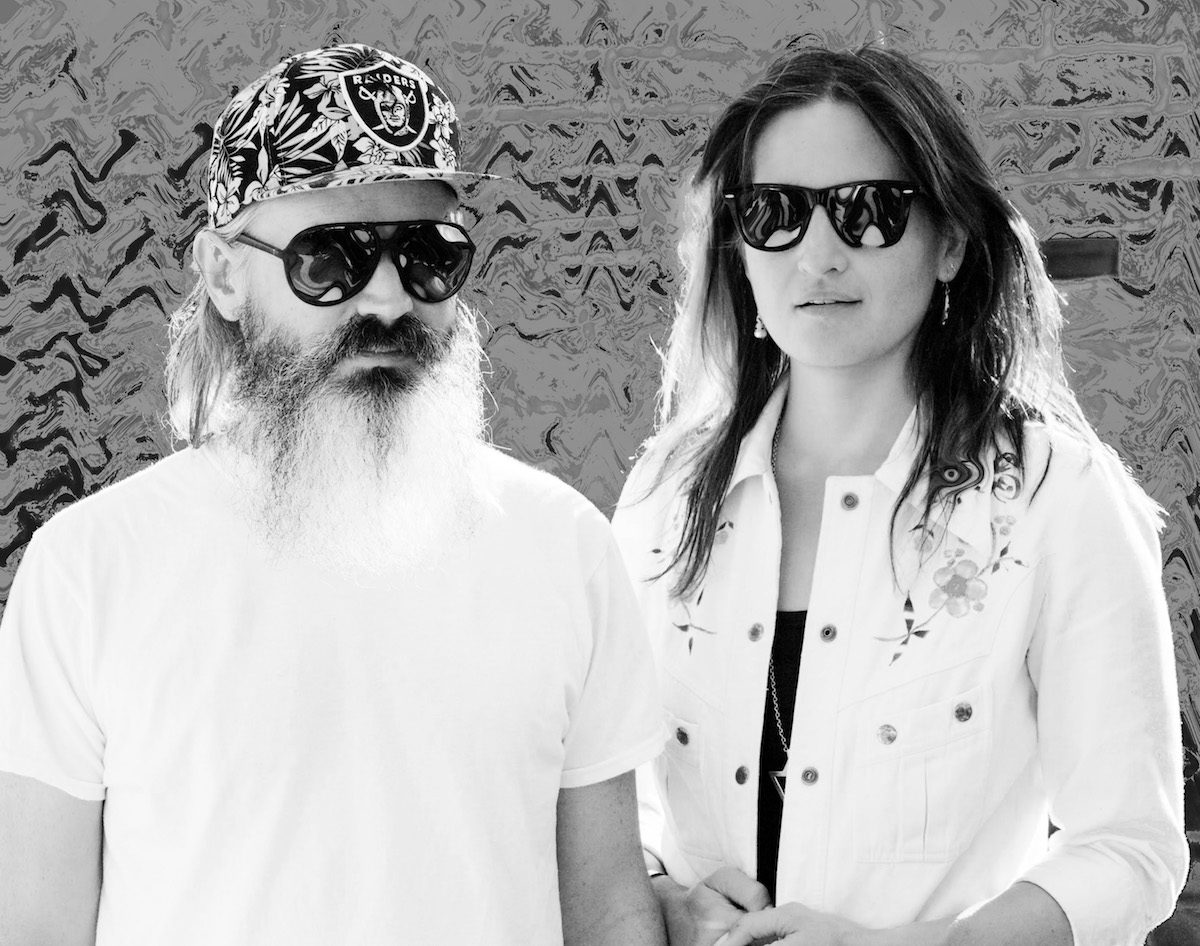 Moon Duo (Credit Howard Wise)