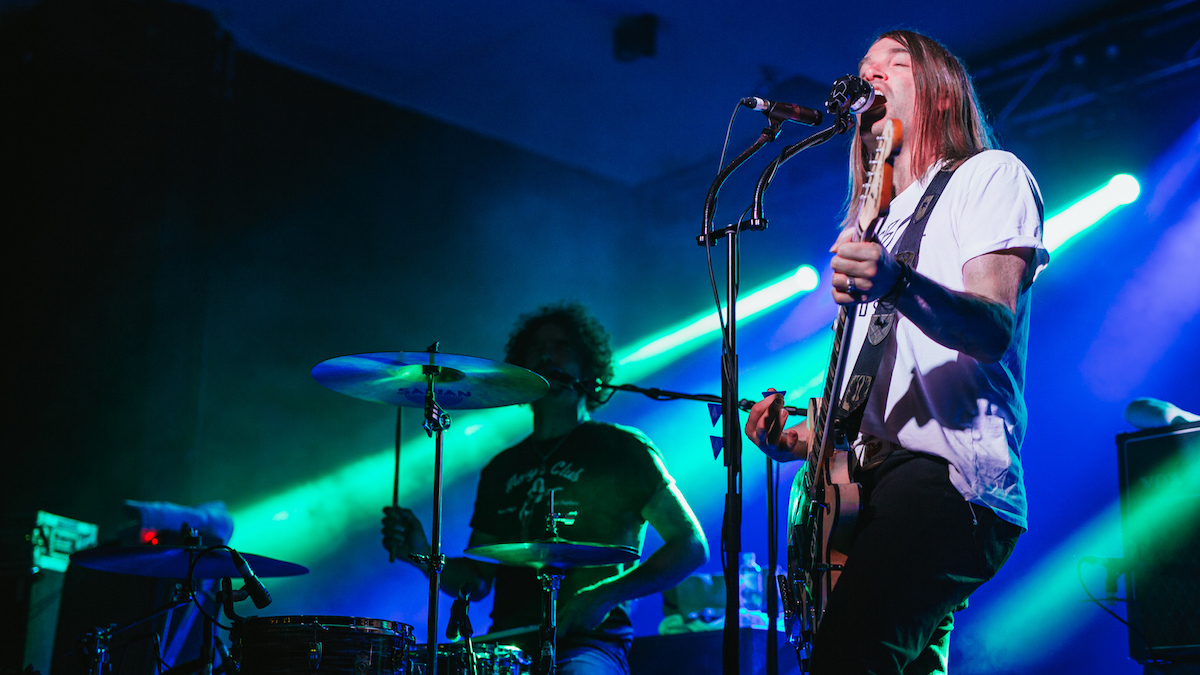 The Dandy Warhols (Credit Mitch Lowe)