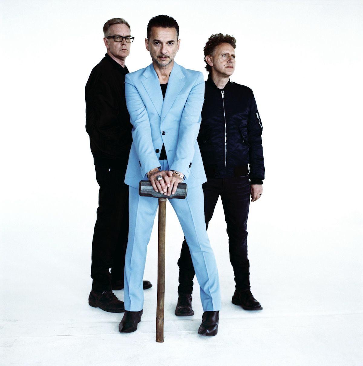 Depeche Mode (Credit Anton Corbijn)