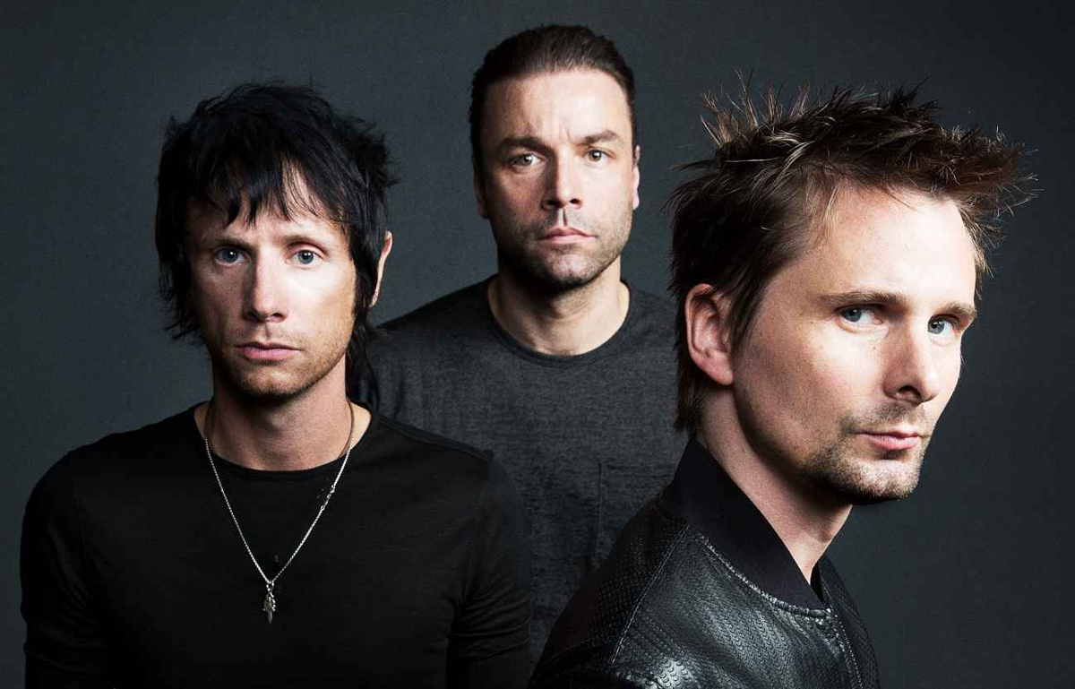 Muse (Credit Warner Music)
